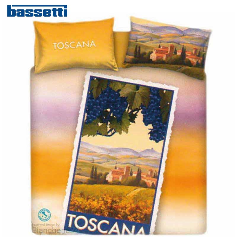 Copripiumino Matrimoniale Bassetti Toscana Cm 250 200 Biancheria48 Shop