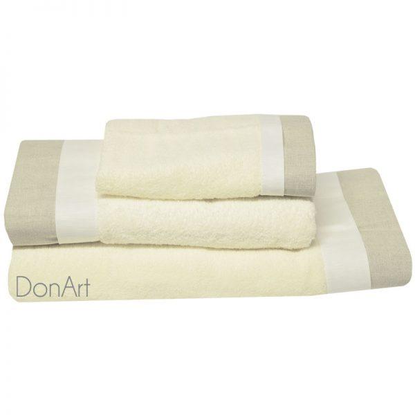 set tre asciugamani germain panna