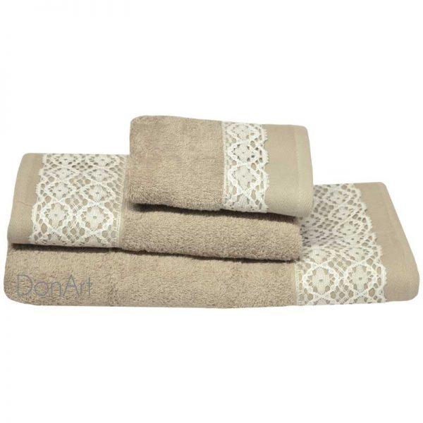 set tre asciugamani bagno sara 3