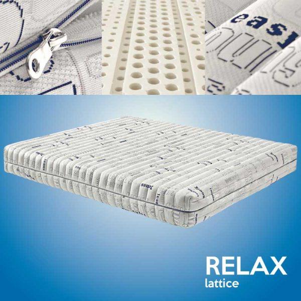 materasso in lattice relax