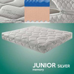 materasso memory junior silver