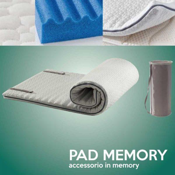 pad in memory
