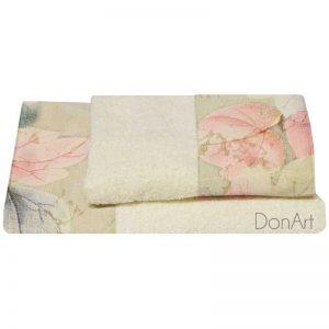 coppia asciugamani lavinia
