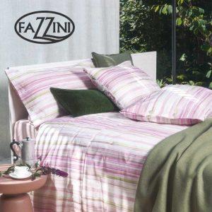 lenzuola matrimoniali fazzini voliera rosa ambientato