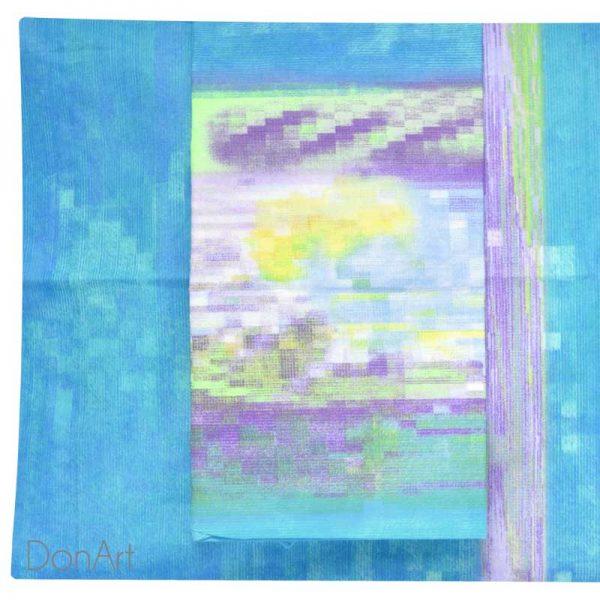 Lenzuola matrimoniali bassetti pixel c1 federe