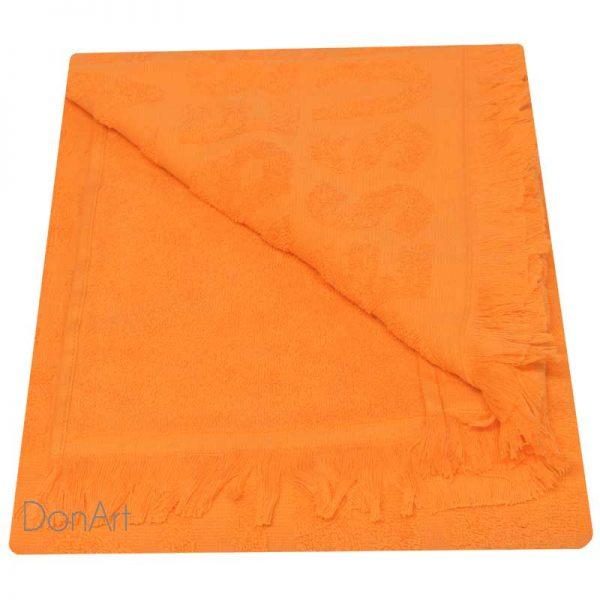Telo mare bassetti summer vibes arancio