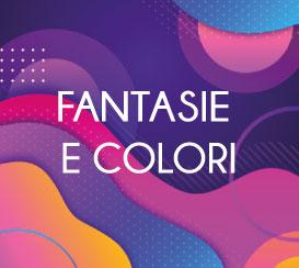 Fantasie e colori