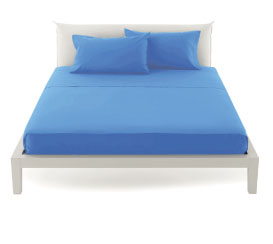 Lenzuola azzurre