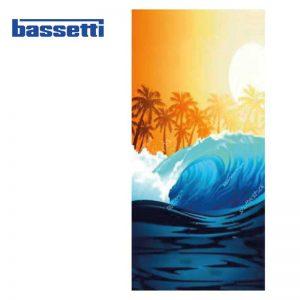 telo mare bassetti sunset immagine