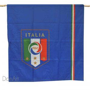 Telo mare microfibra Italia