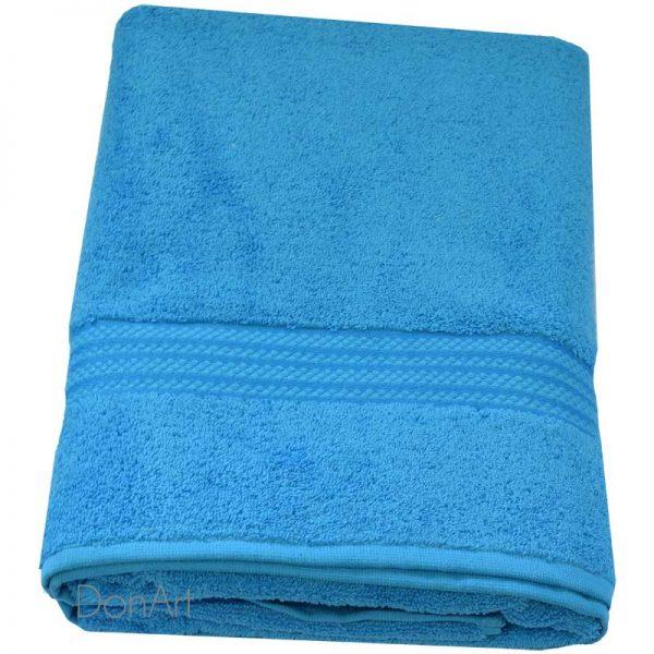 Asciugamano da doccia aqvila turchese