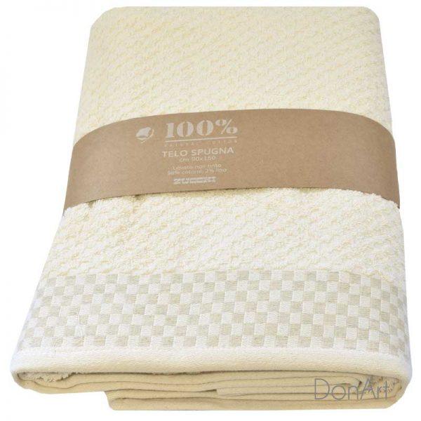 Asciugamano da doccia zucchi dama 41