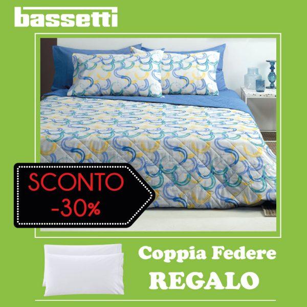 Lenzuola Matrimoniali Bassetti Febe B1 promo